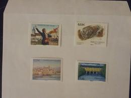 2006 Neuf ** 4073/76 - Collezioni