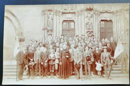 HAYBES CARTE PHOTO JEUNESSE CATHOLIQUE TOP N 9 - Otros Municipios