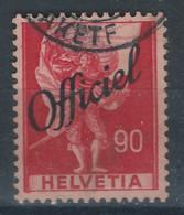 AAA-/-275-. YVERT N° 198 - ZUMSTEIN - TIMB. ADM.  OFFICIEL,  N° 59, OBL., COTE 3.00 €,  VERSO SUR DEMANDE - Officials