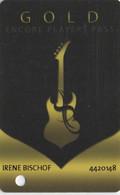 Encore Players Pass : Hard Rock Casino Biloxi MS - Casino Cards