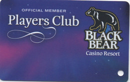 Black Bear Casino Resort : Carlton MN - Casino Cards