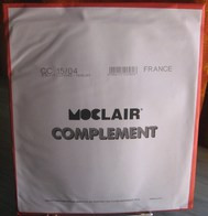 MOC - JEU FRANCE MOCLAIR 2004 (Avec Pochettes) - Fogli Prestampati