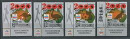 294 - YOUGOSLAVIE 2000 - Yvert 2829/32 -  Sport JO Sydney Silhouete Animaux - Neuf ** (MNH) Sans Trace De Charniere - Ungebraucht