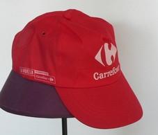 """Casquette """"Tour D'Espagne (la Vuelta)"""" Supermarchés Carrefour - Casquettes & Bobs"""