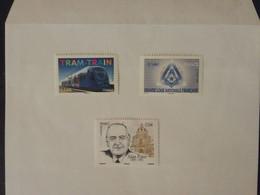 2006 Neuf ** 4120 4128/29 - Collezioni