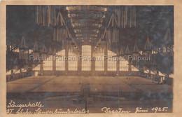 Dresden Sängerhalle 1. Sächs. Sängerbundesfest 1925 Vertikale Linie Vom Scanner - Dresden