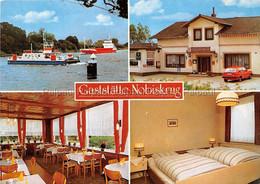 Rensburg Gaststätte Nobiskrug Fähre - Rendsburg