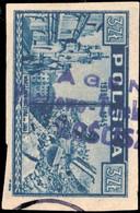 """POLOGNE / POLAND  """"AGENCJA / Pocztowo-Telekomunikacyjny / ROŚCISZEWO """" On Mi.415 - Used Stamps"""