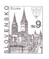 SLOVAKIA 1997 Zilina Engraved Proof (numbered) - Nuevos