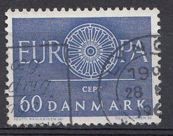 Danemark 1960  Mi.nr: 386  Europa  Oblitérés / Used / Gest. - Usado