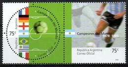 ARGENTINE 2002 ** - Neufs
