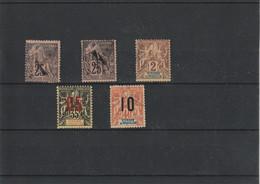 Saint Pierre Et Miquelon Entre N° 45 Et 100 - Neufs