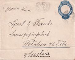 BRESIL 1906      ENTIER POSTAL/GANZSACHE/POSTAL STATIONARY  LETTRE POUR TETSCHEN - Enteros Postales