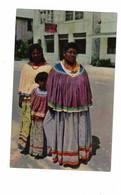 "Florida, USA, Indians, Family ""Florida Seminole Indians"", Old Chrome Postcard - America"