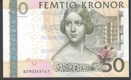Sweden 50 Kronor 2011 P64b UNC - Schweden
