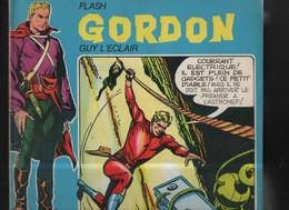Flash Gordon 4 Aux Limites Du Monde EO BE Remparts 06/1974 Barry (BI4) - Edizioni Originali (francese)
