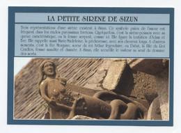 29 SIZUN- La Petite Sirène De L'Ossuaire--NON ÉCRITE     .--RECTO /VERSO-- B99 - Sizun