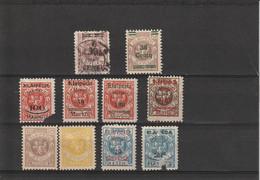 Memel (klaipéda) - Unused Stamps