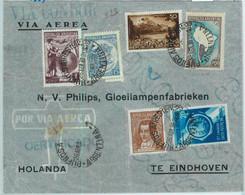 93937 - ARGENTINA - POSTAL HISTORY - AIRMAIL Cover To HOLLAND Via CONDOR  1939 - Cartas