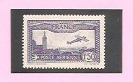 Y&T PA N°6** - 1,50 F. Bleu - Neuf Sans Charnière. TB. - 1927-1959 Nuevos