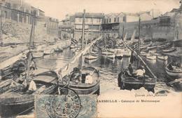 CPA Marseille - Calanque De Malmousque - Quartiers Sud, Mazargues, Bonneveine, Pointe Rouge, Calanques