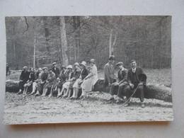 CARTE PHOTO PONT SUR SEINE Fête Du Muguet 1929 - Altri Comuni