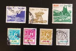 Francobolli Diversi / Different Stamps -  Anni Diversi/different Years - Oblitérés (sans Tabs)