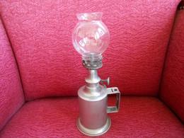Lampe à Essence Inexplosible LA MEILLEURE - Lamps