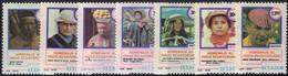 Ecuador 1980 Equatorial Indians Unmounted Mint. - Equateur