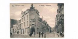 Zurenborg Anvers - Antwerpen // Rue Waterloo - Waterloostraat - Antwerpen
