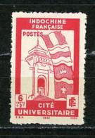 INDOCHINE RF - DIVERS - N° Yvert  278 (*) - Unused Stamps
