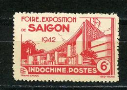 INDOCHINE RF - DIVERS - N° Yvert  231 (*) - Unused Stamps