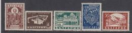 Bulgaria 1946 - Monastere De Rila, YT 489/93, Neufs** - Neufs