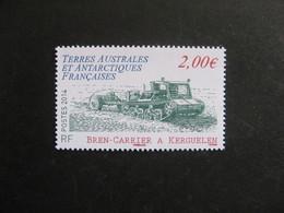TAAF:  TB N° 704, Neuf XX. - Neufs