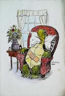 ► Illustration Tortue Turtle  Télécommande - Turtles