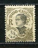 INDOCHINE RF - DIVERS - N° Yvert 98 * / (*) - Unused Stamps