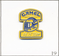 "Pin's Automobile - Courses / Camel Racing Service ""3615 Team"". Estampillé Obélia. Métal Peint. T789-19 - Rallye"