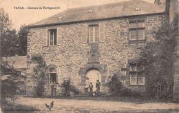 PAULE-Glomel-Plévin-22-Côte D'Armor-Château De Kerloguennic-RARE - Other Municipalities