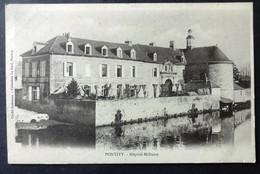 CPA 56 PONTIVY - Hôpital Militaire - Coll. Le Cunf Précurseur - Réf. M 151 - Pontivy
