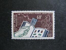 A). Saint Pierre Et Miquelon: TB N° 371, Neuf X. - Neufs