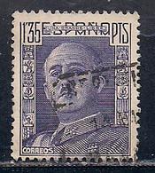 ESPAGNE   N°   750  OBLITERE - 1931-50 Usados