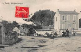 CPA La Ciotat - Vallat De Roubeau - La Ciotat