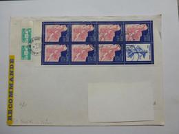 LR54-BANDE CARNET N°2992 LA SEMEUSE JOURNEE DU TIMBRE 1996 PREFECTURE NANTES  LOIRE ATLANTIQUE 44000 POUR CHOLET 49000 - 1961-....