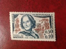 FRANCE NEUF ** N° 1372 MARIVAUX - Unused Stamps