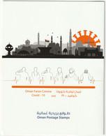 Oman 2020 - Folder - Oman Face Corona - Covid-19 - Oman