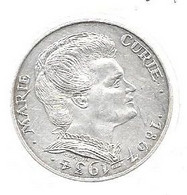 Piece De 100 Francs De 1984 En Argent - N. 100 Francs