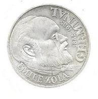 Piece De 100 Francs De 1985 En Argent - N. 100 Francs
