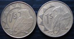Lot De Monnaies De Namibie - Namibia