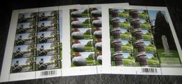 3794/96** Toerisme Beeldentuinen / Tourisme Les Musées En Plain Air PL 2 -2 -2 - Hojas
