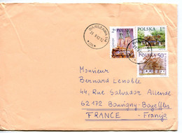 Polonia (2012) - Busta Per La Francia - Covers & Documents
